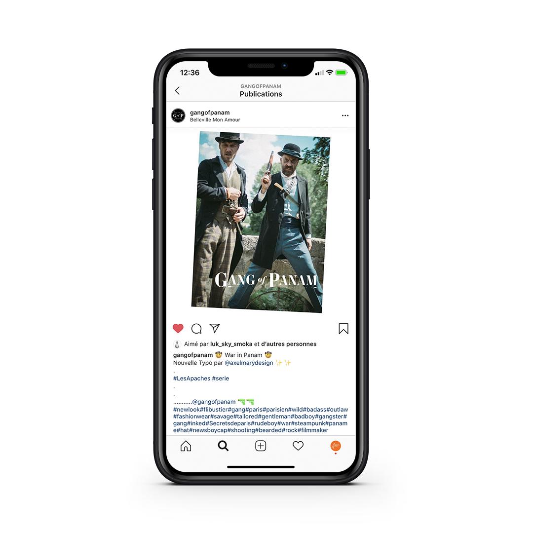 instagram gang of panam iphone 1 1 / %sitename