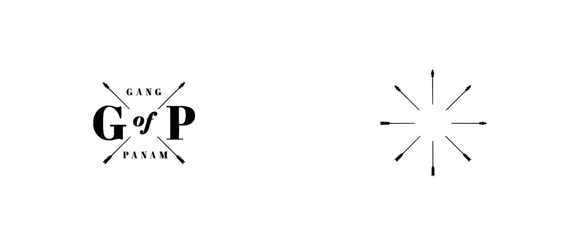 logo gang of panam fleche / %sitename