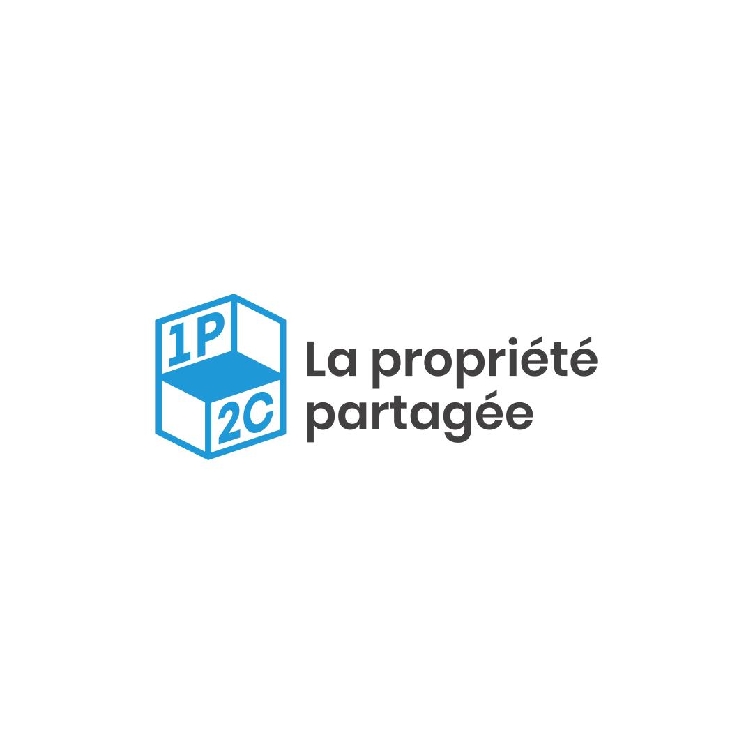 logo 1p2c propriete partagee / %sitename