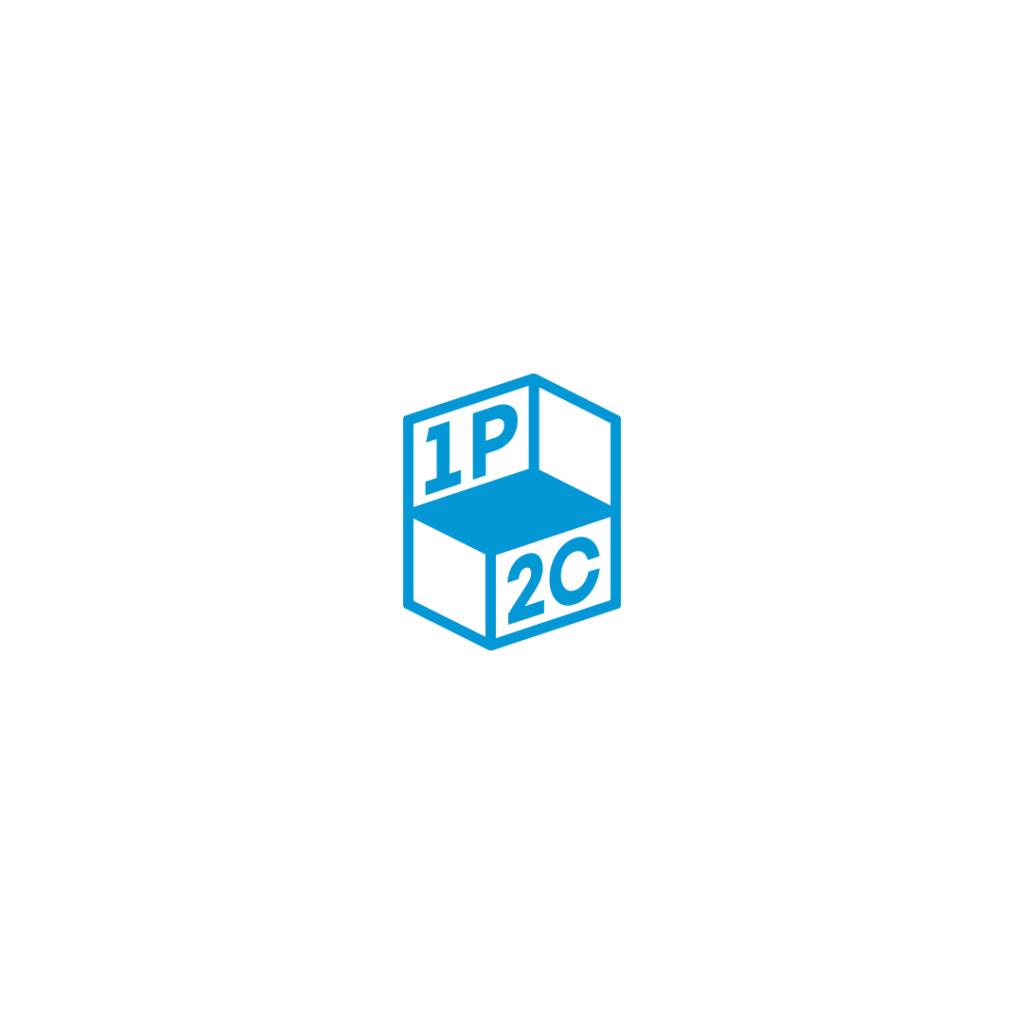 logo 1p2c bleu / %sitename